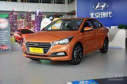 [成都]现代悦纳现车供应最高优惠1.1万元
