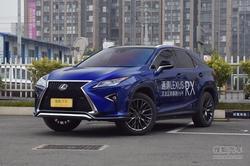 [杭州]雷克萨斯RX报价39万元起!现车销售