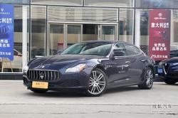 玛莎拉蒂总裁优惠15万 现车充足欢迎选购