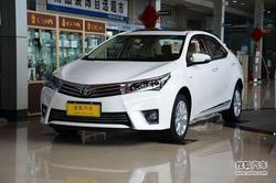 [青岛市]丰田卡罗拉降价1.39万 现车销售