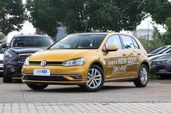 大众高尔夫热销中购车优惠最高达2.2万元