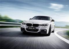 """实力派""""硬汉""""BMW 3系玩转操控 无惧挑战"""