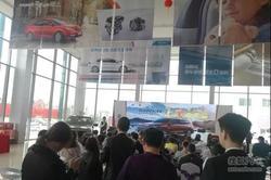 荣威RX8新车上市发布会邀您品鉴大7座SUV