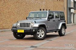 [金华]Jeep牧马人最高优惠2.50万 现车少