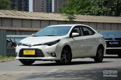 [上海]丰田雷凌现金优惠1万元 现车充足