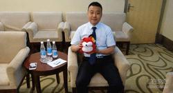 兰州车展专访:鑫顺名车行销售总监孟维!