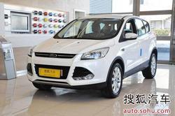 [徐州]福特翼虎综合优惠1.5万元现车充足