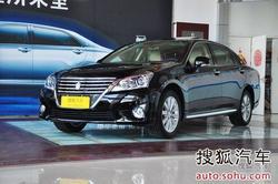 [嘉兴市]丰田皇冠现金降3.5万 少量现车