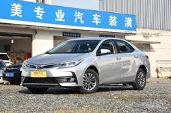 [天津]丰田卡罗拉有现车 综合优惠8000元