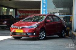 [东莞]丰田卡罗拉:降价1.2万元 现车销售