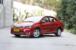[天津]丰田卡罗拉有现车最高优惠1.6万元
