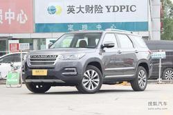 [洛阳]长安CS95最高降价1.5万元现车销售
