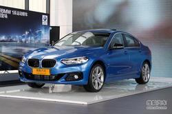 [杭州]宝马1系最高让利6.4万元 少量现车