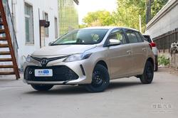 [杭州]一汽丰田威驰FS降3000元 仅6.68万