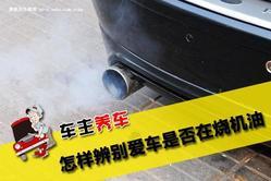 车主养车记:怎样辨别爱车是否在烧机油?