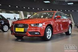 [齐齐哈尔]奥迪A4L最高优惠4.6万 有现车