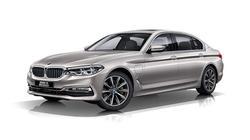 2019款BMW 5系插电式混动的诱惑不止于此