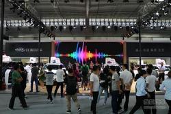 江淮多车型齐发力 iEV7S 瑞风M6亮相车展