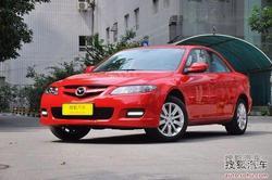 [长治]马自达6年终促销直降4万 现车销售