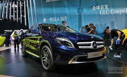 [宜昌]国产奔驰GLA预售26.98万起 订金1万