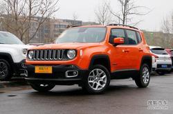 Jeep自由侠优惠2万元! 时尚与经典的结合