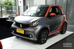 [台州]smart fortwo个性小车13.99万起售