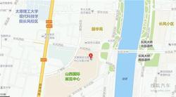 2016太原第十届TOP国际汽车展公交信息图