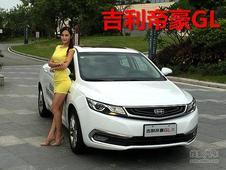 国产A级车全新力作 吉利帝豪GL东莞实拍!
