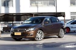 [杭州]标致408最高让利3.2万元!少量现车