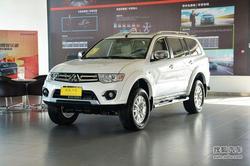 [杭州]帕杰罗劲畅最高优惠5.55万 有现车