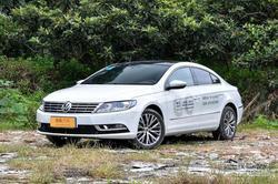 [杭州]一汽大众CC最高优惠4.4万!少量车