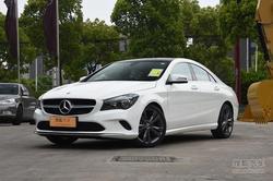 奔驰CLA级最高优惠3万 现车充足欢迎选购