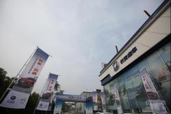长安新CS75与您相约郑州银基冰雪世界