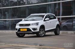 [杭州]奇瑞瑞虎3X报价5.89万起 少量现车