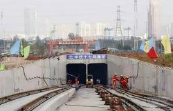 """合肥地铁2号线""""电通""""或于6月20日试运行"""