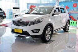 [青岛市]起亚智跑最高降2.5万元现车销售