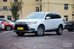 [天津]三菱欧蓝德有现车 最高优惠一万元