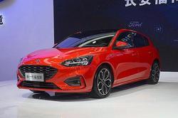 [热点新车]福特全新福克斯登陆杭州车展!