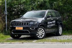 [重庆]Jeep大切诺基降价8.05万 现车充足