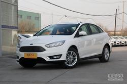 福特福克斯三厢优惠2.6万 最低售8.98万!