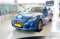 丰田皇冠店内直销现车降价2万欢迎选购