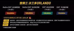 雪佛兰沃兰多上市 售价11.99万至15.49万