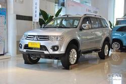 [新乡]广汽三菱帕杰罗劲畅现车优惠3万元