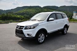 [海口]龙福翔北汽幻速S3L置换购车有补贴