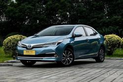 [郑州]丰田卡罗拉双擎最高降价0.3万现车