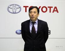 沈阳车展:访一汽丰田东北区销售总监于洋