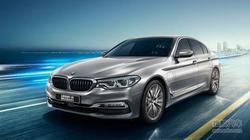 全新BMW5系插电式混合动力带来新科技!