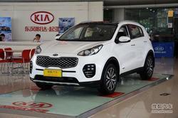 [太原市]起亚KX5现金优惠2.4万 现车充足
