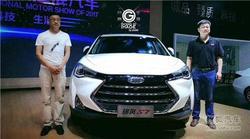 江淮瑞风S7惊艳亮相2017年太原国际车展!