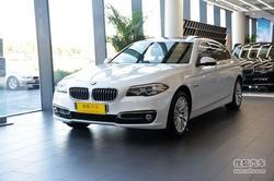 [杭州]宝马5系最高让利10.18万 少量现车